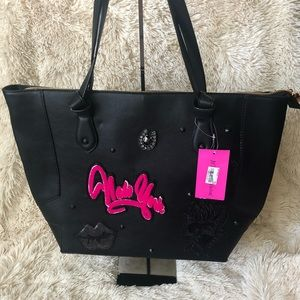 Betsey Johnson New York Tote